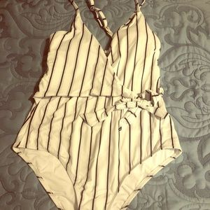 Cute one piece bathing suit!